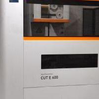 CUT E 600 firmy GF Machining Solutions